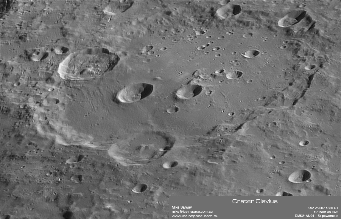 High Resolution Clavius (click image for full size)