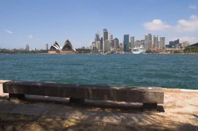Opera House and City