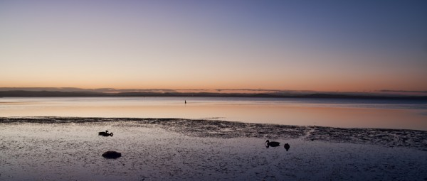 Tuggerah Lake at Sunset