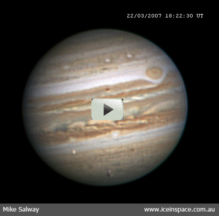 Dynamic Jupiter Animation (click to download)
