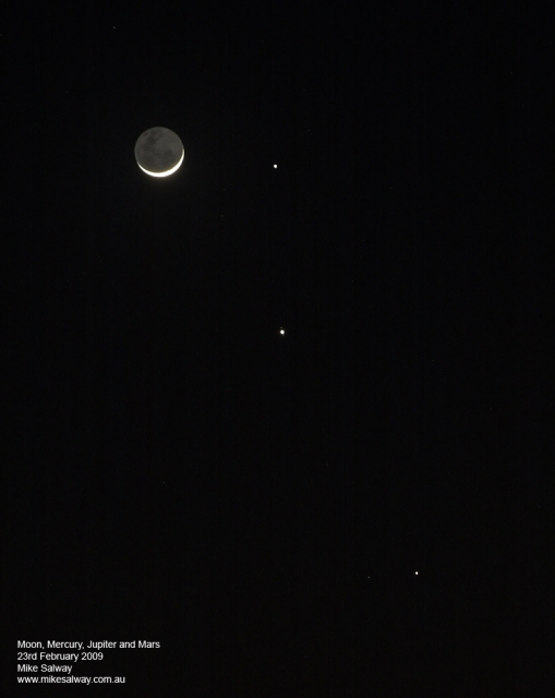 mars venus moon conjunction photos - photo #32