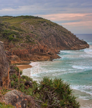 Little Bay at South West Rocks