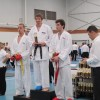 1st in the Open < 75kg sparring