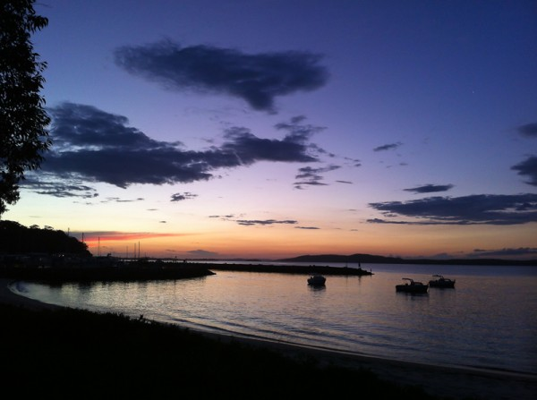 Nelson Bay Sunset