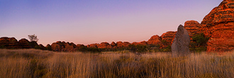 Pre-Dawn Colours of the Bungle Bungles