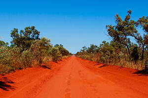 Red Road to Cape Leveque