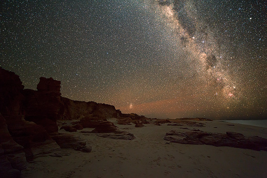 Cape Leveque Nightscape with the Vixen Polarie