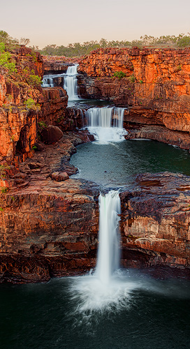 Mitchell Falls Vertical A