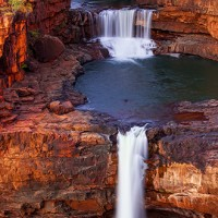 Mitchell Falls Vertical B