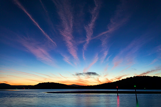 Hawkesbury River Sunrise