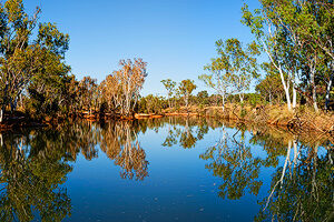 Gibb River Reflections