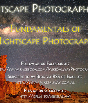Fundamentals of Nightscape Photography