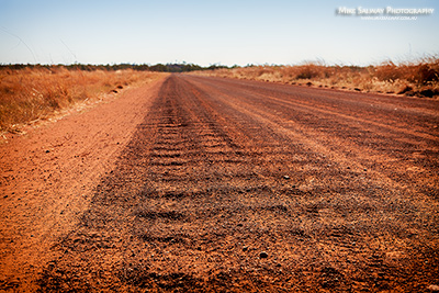 Gibb River Road Corrugations