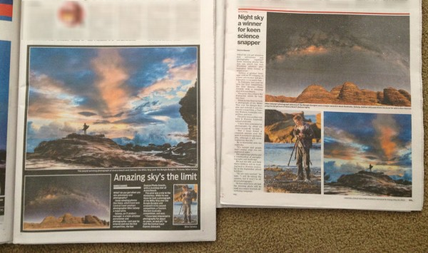 Daily Telegraph and Central Coast Express Advocate