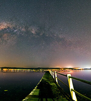 Yattalunga Milky Way Panorama