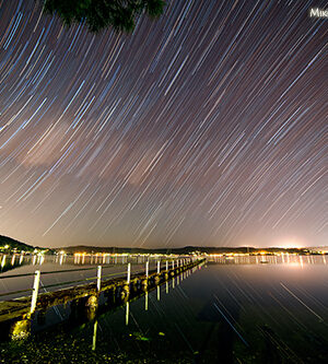 Yattalunga Star Trails