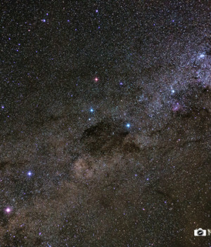 Southern Cross, Pointers and Eta Carinae
